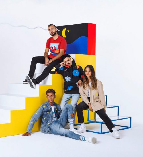 Celio X Bigflo & Oli, le stylisme optimiste