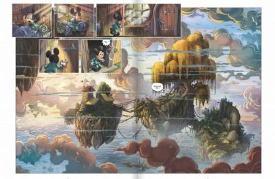 Idée cadeau Noël, les classiques Disney en (très beaux) livres