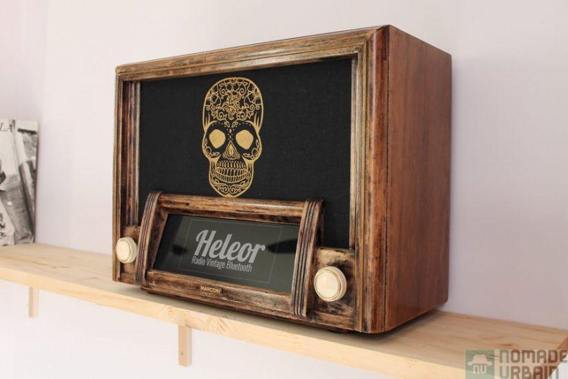 Heleor, l'artisan qui transforme votre radio vintage en objet connecté !