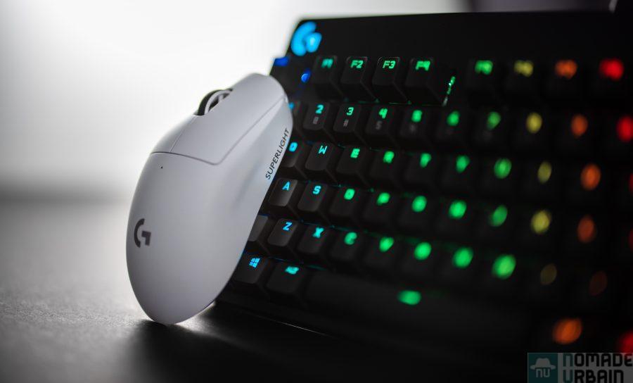 Logitech G Pro X Superlight, le gaming en toute légèreté !