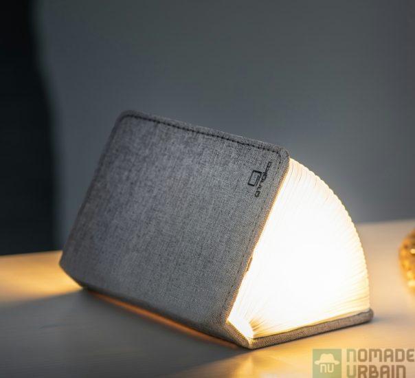 Le Smart Book de Gingko, l'idée cadeau du jour (17/24), ses pages sont lumineuses !