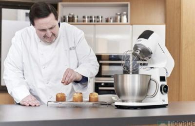 Un Atelier avec le Chef Phillipe Conticini, apprentissage passionné