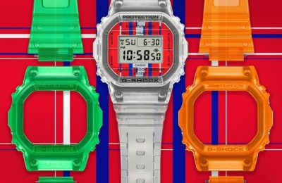 G-Shock DWE-5600KS, la tocante fashion, choc et antichoc !