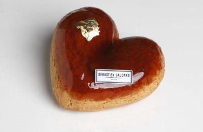 La Saint-Valentin, dite le avec Mon Chou à la Crème de Sébastien Gaudard !