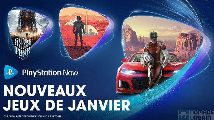 PlayStation Plus, les jeux bonus du mois de janvier 2021 à télécharger dès maintenant !