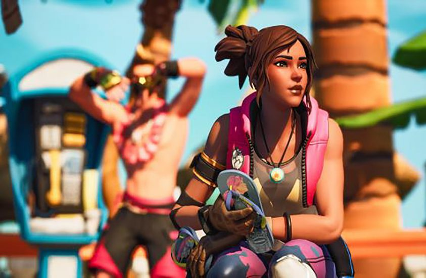 Havaianas x Fortnite, des tongs pour  Battle Royal
