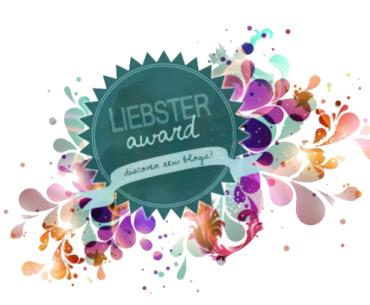 Liebster award 2018
