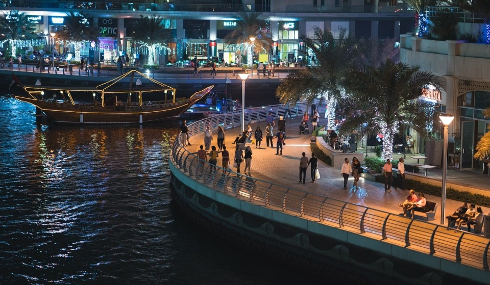 Best Tourist Attractions To Visit In UAE
