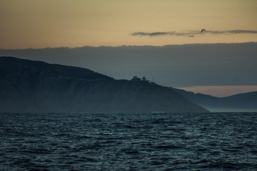 North Spain coast