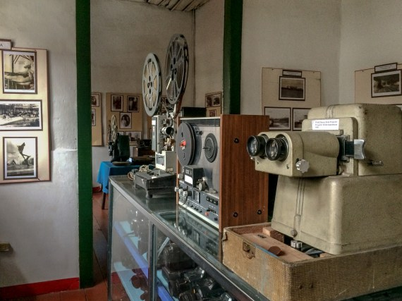Vintage Cine Equipment