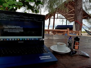 A Digital Nomad's Guide to Zanzibar - While working from Summer Beach in Paje