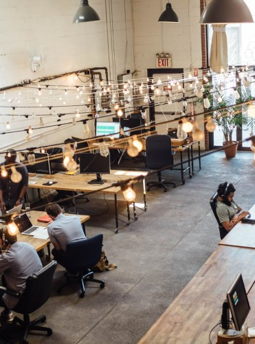Coworking-spaces hopper Digital Nomads