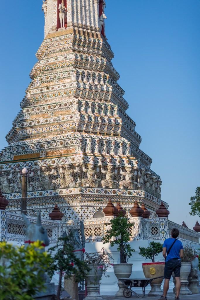 thailand, bangkok, wat arun, temple, stupa