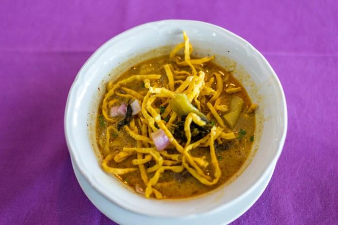 thailand, chiang mai, thai food, khao soi
