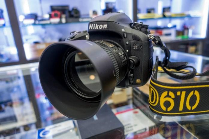 nikon, d610, dslr, new camera