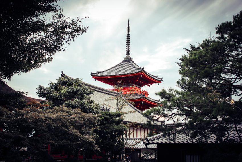 templos en Kyoto