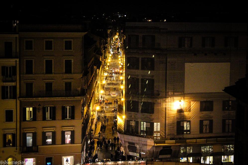 Primera visita a Roma