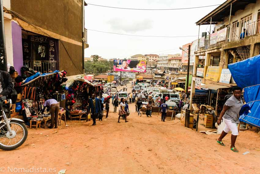 una semana en Uganda