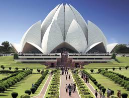 Places to Visit in Delhi Lotus temple delhi