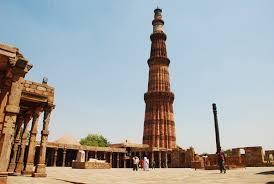 Places to Visit in Delhi Qutub Minar, delhi