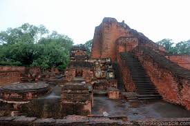 places to visit in nalanda Remains of Nalanda University
