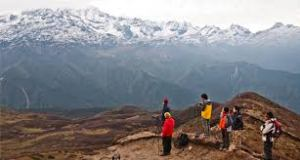 Tourist places to visit near Gangtok, Sikkim - Dzongri, gangtok, sikkim