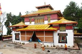 Tourist places to Visit in Gangtok, Sikkim - Enchey Monastery, gangtok sikkim