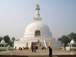 places to visit in vaishali - Buddha stupa