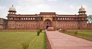 Agra Fort, Red Fort, Agra, India