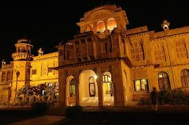 tourist places to visit in bikaner - Lallbagh Palace