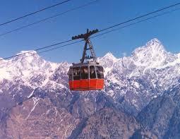 Tourist places to visit in Darjeeling Roap Way