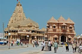 tourist places to visit in Junagadh, Somnath.- Somanth Temple, Gujarat