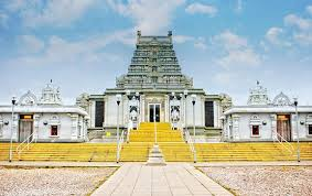 Tourist Places to Visit in Hyderabad - Venkateshwara Temple, Hyderabad