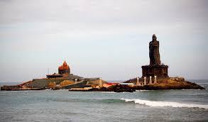 Tourist places to Visit near trivandrum Vivekanand Rock Memorial