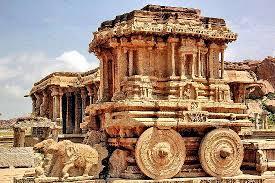 Hampi Monuments  Monuments of Hampi, Karnataka, India