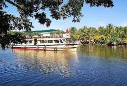 Places to visit near trivandrum Backwaters