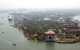 places to visit in kochi (cochin) willingdon island