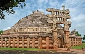 Sanchi Stupa Buddhism Monuments, Sanchi, India