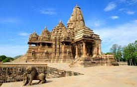Khajuraho Monuments, Madhya Pradesh, India