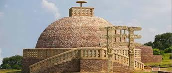 tourist places to visit in Sanchi, Sanchi Stupa
