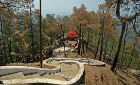 Tourist Places to Visit in Almora - Kasar Devi