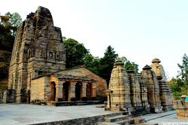 Tourist Places to Visit in Almora - Katarmal Sun Temple