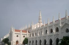 Tourist Places to visit in Chennai - St. Mary's Church