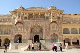Tourist Places to visit in Jaipur - Amber Fort