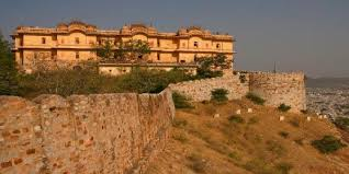 Tourist Places to visit in Jaipur - Nahargarh