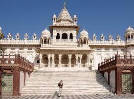 Tourist Places to visit in Jodhpur - Jaswant Thada