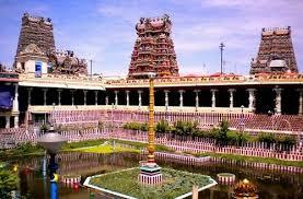 Tourist Places to visit in Madurai  - Meenakshi Sundareswarar Temple