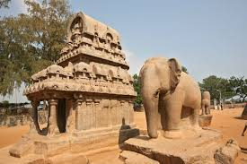 Tourist Places to visit in Mahabalipuram - Pancha Rathas