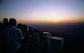 Tourist Places to visit in Mount Abu - Sunset Point