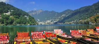 Hill Stations near Delhi - Nainital